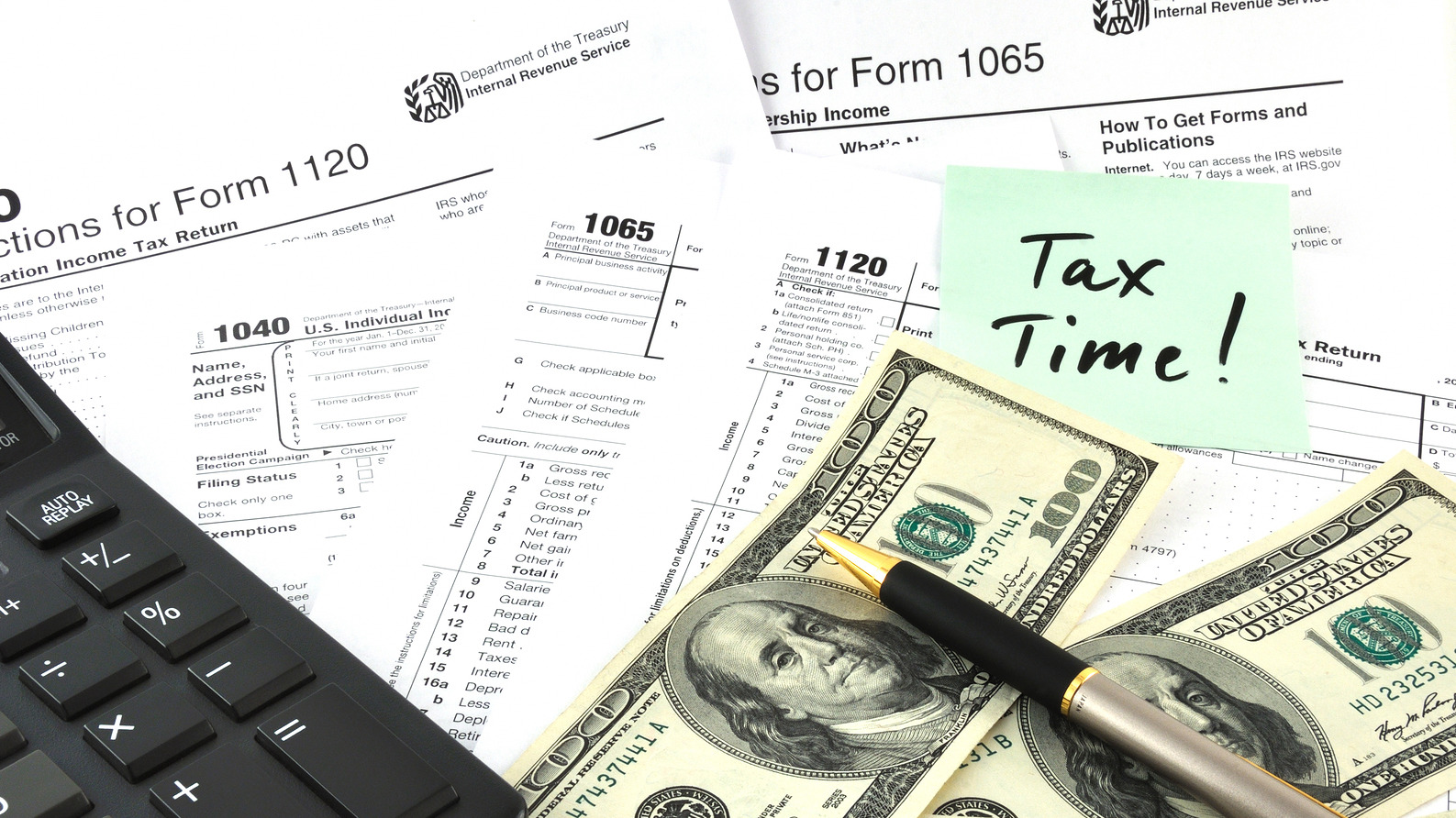 Need your taxes prepared?